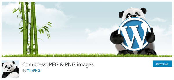 Compress JPEG & PNG Images by TinyPNG